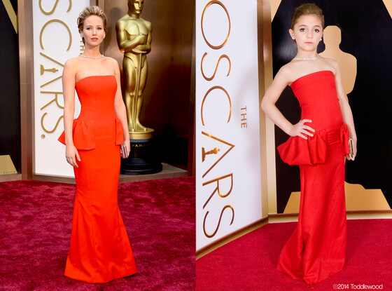 Jennifer Lawrence, Oscars. Toddlewood