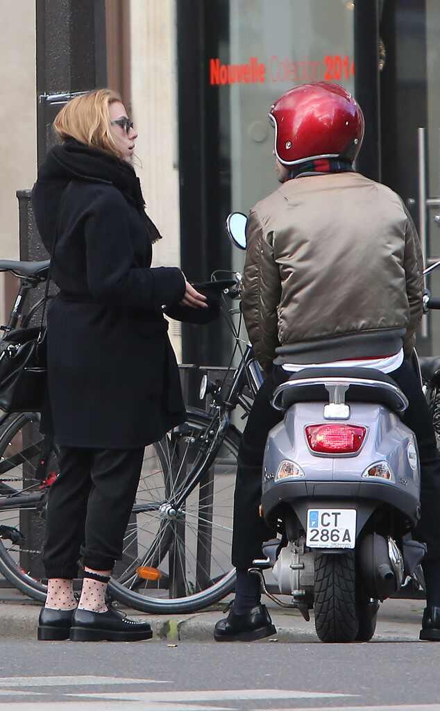 Romain Dauriac, Scarlett Johansson