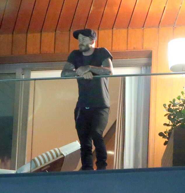 David Beckham chega ao Brasil no Carnaval
