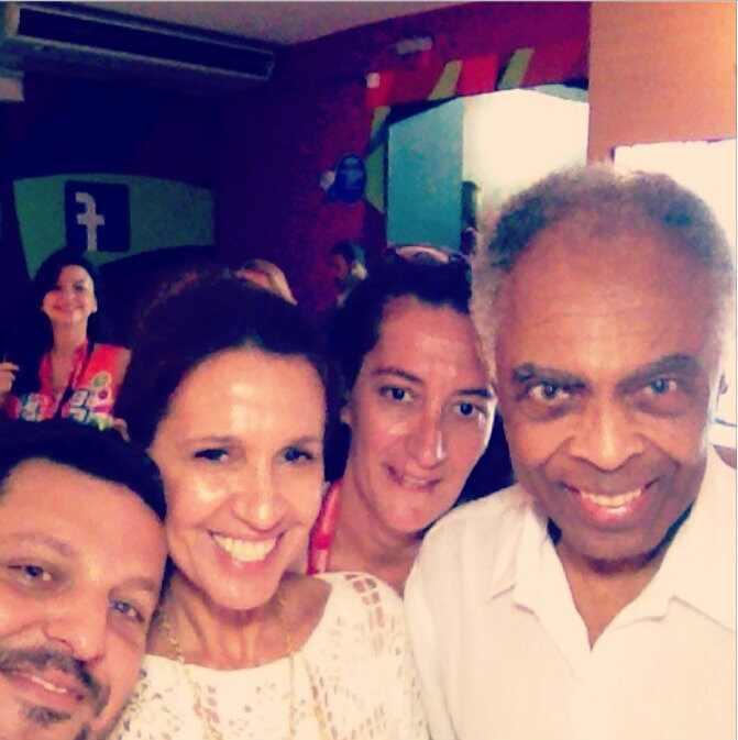 Selfies Carnaval Sophia Abrahao Fiuk Caio Castro Ivete Sangalo Neymar Gilberto Gil