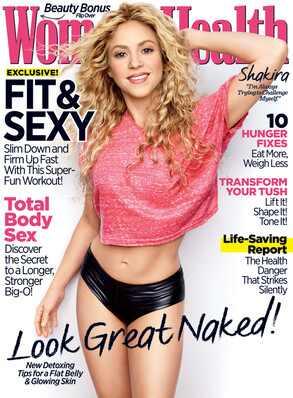 Shakira, Women