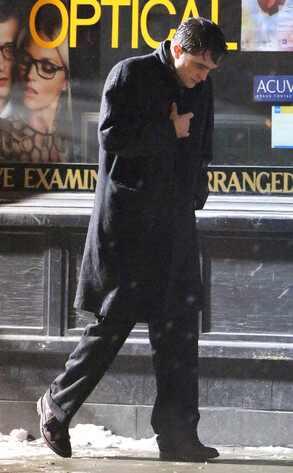 Robert Pattinson, Life