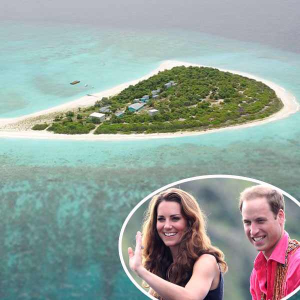 Randheli Island, Maldives, Cheval Blanc, Kate Middelton, Prince William, Duchess Catherine