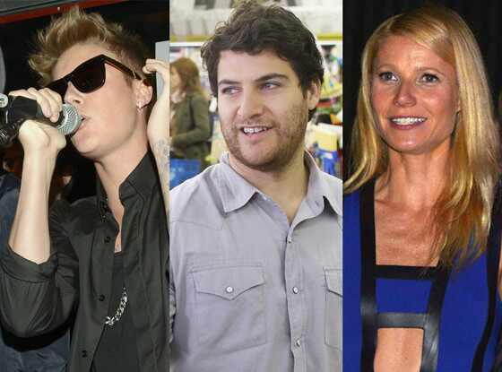 Adam Pally, Happy Ending, Justin Bieber, Gwyneth Paltrow, April Fools