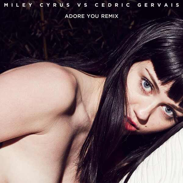 Miley Cyrus Adore You