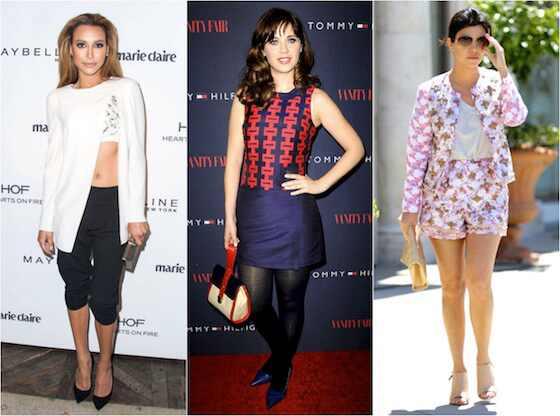 As famosas mais mal vestidas da semana (de 07 a 11 de abril)