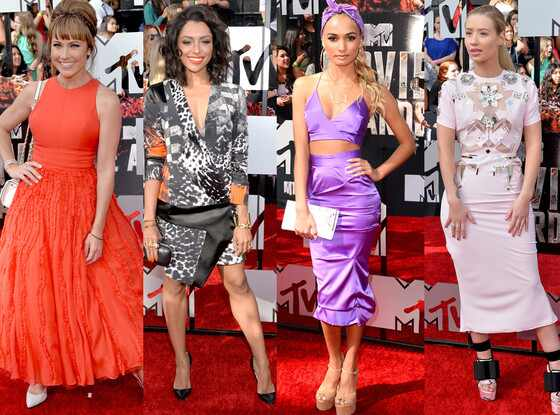 Worst Dressed, MTV Movie Awards
