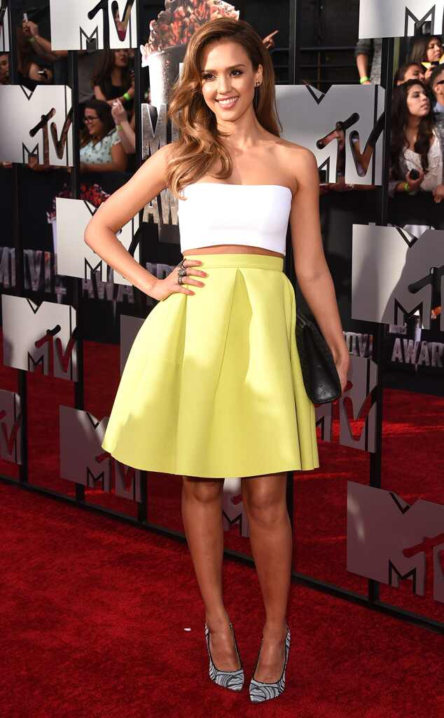 Jessica Alba,  MTV Movie Awards