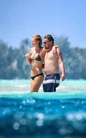 Leonardo DiCaprio, Toni Garrn