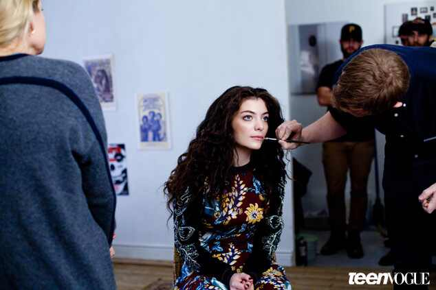Lorde, Teen Vogue