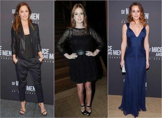 As famosas mais bem vestidas da semana (14 a 18 e abril)