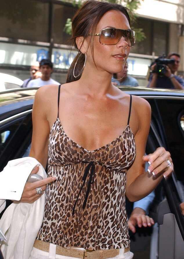 Victoria Beckham, Victoria Beckham anos 2000, Victoria Beckham passado