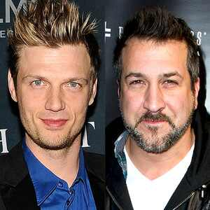 Joey Fatone, Nick Carter