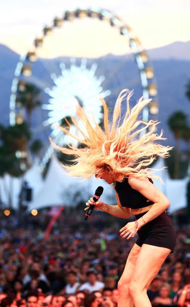 Ellie Goulding, Coachella