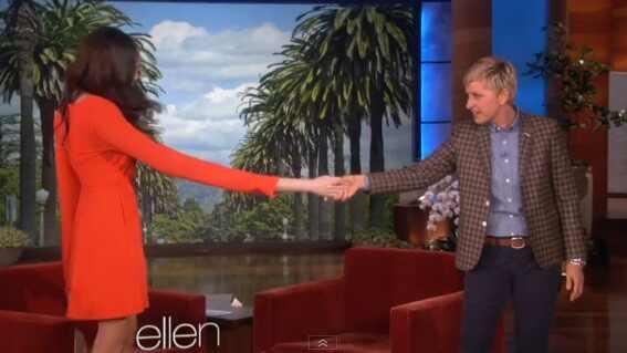 Tanya Marie Keller, Ellen DeGeneres
