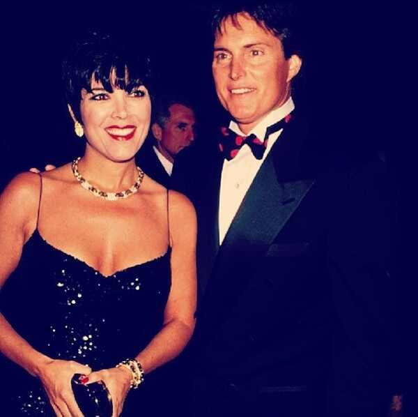 Kris Jenner, Bruce Jennet
