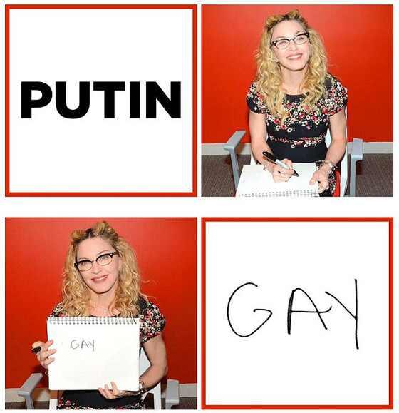 Madonna Buzfeed Gay