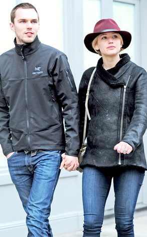 Jennifer Lawrence e Nicholas Hoult terão que filmar cenas de sexo