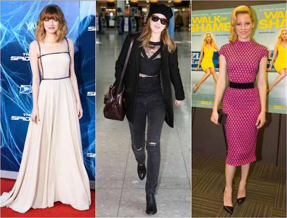 As famosas mais bem vestidas da semana (de 21 a 25 de abril)