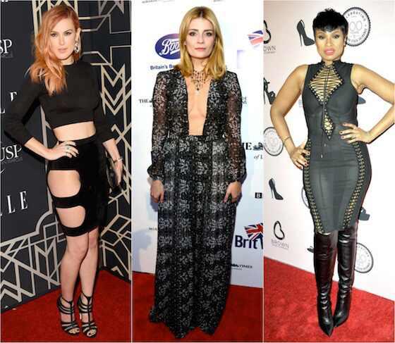 As famosas mais mal vestidas da semana (de 21 a 25 de abril)