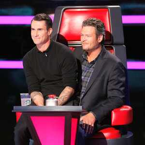 The Voice, Adam Levine, Blake Shelton