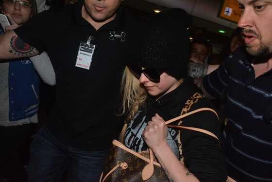 Avril Lavigne Brasil