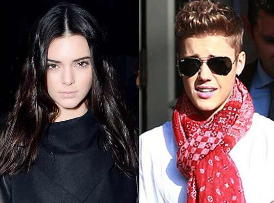Justin Bieber, Kendall Jenner