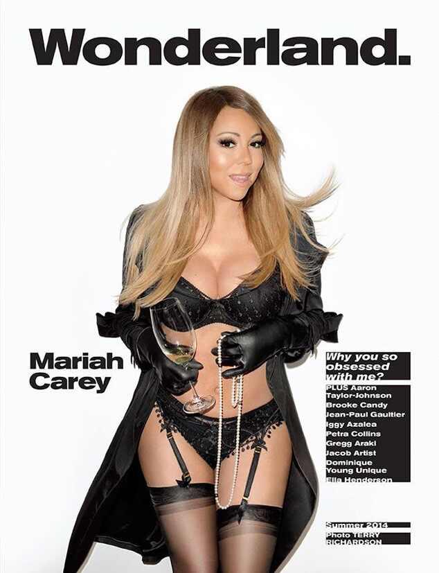 Mariah Carey, Wonderland