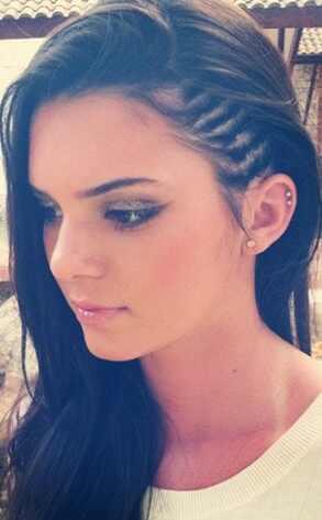 Kendall Jenner, sus trenzas y <em>Marie Claire </em> encienden la pol&eacute;mica en  <em>Twitter</em>(+ Foto)