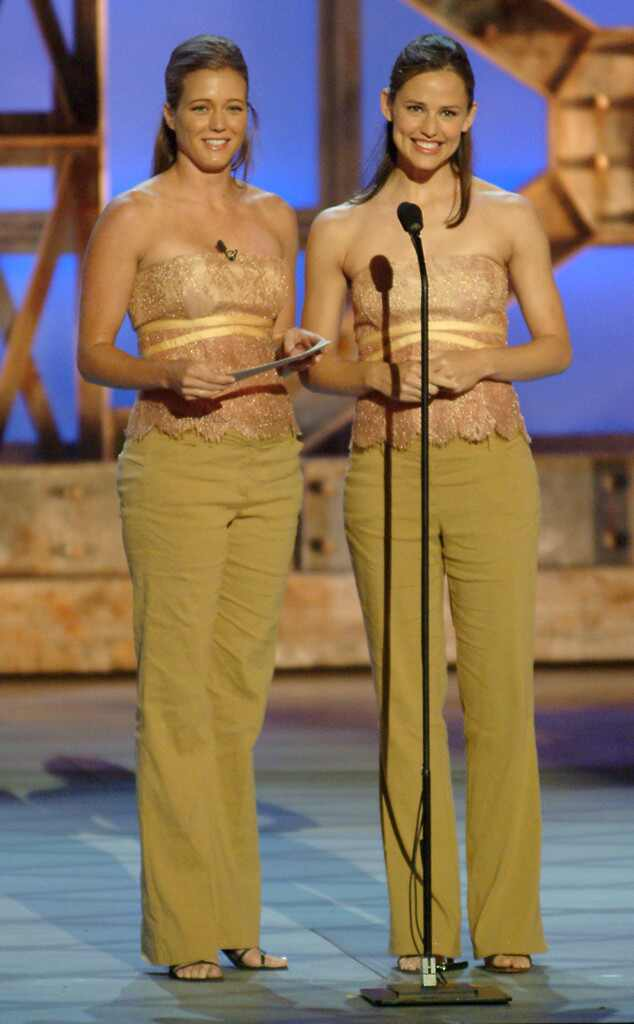 Jennifer Garner From Stars And Their Stunt Doubles E News