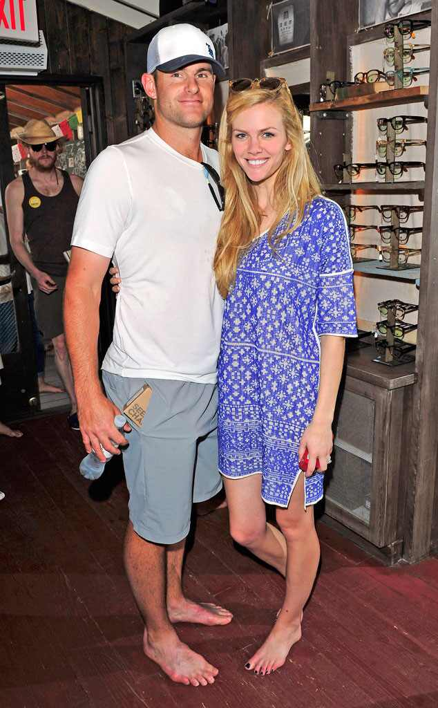 Andy Roddick & Brooklyn Decker from Do-Gooder Gallery | E ...