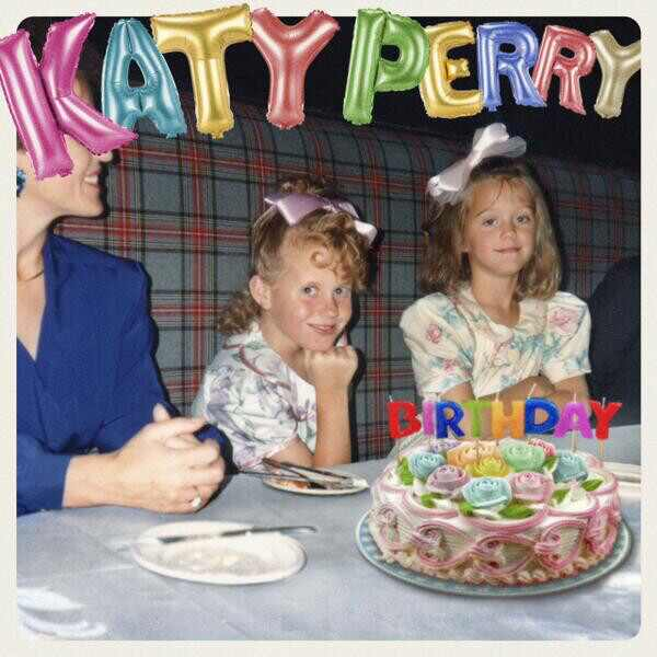 Katy Perry, Birthday