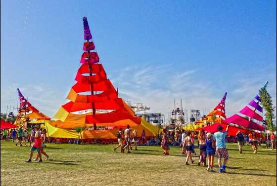 Coachella 2013, Atmosphere