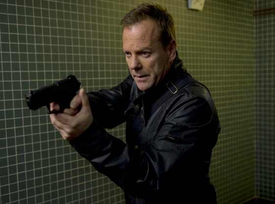 Kiefer Sutherland, 24: LIVE ANOTHER DAY