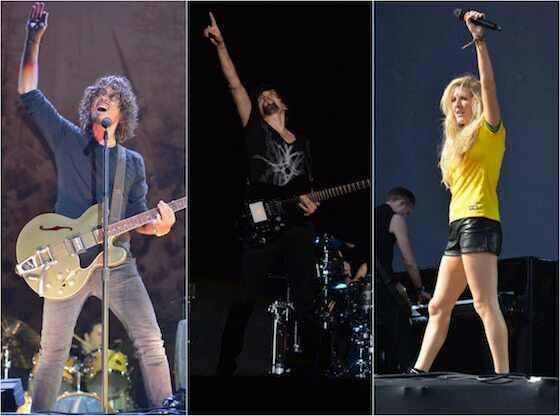 Os destaques do Lollapalooza 2014