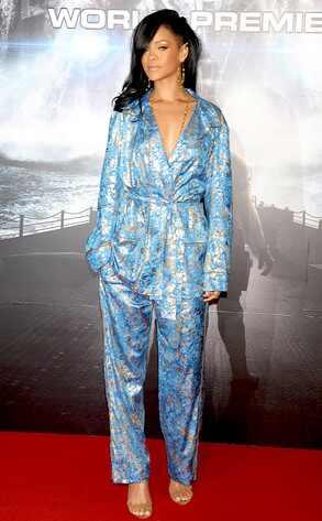 Rihanna, Pajamas