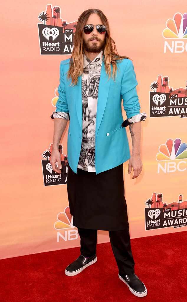Jared Leto, iHeartRadio Awards