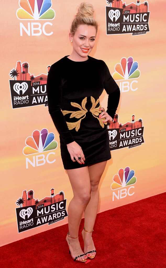 Hilary Duff, iHeartRadio Awards