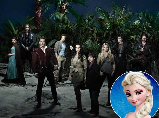 Once Upon A Time, Frozen