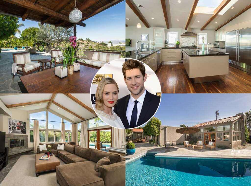 John Krasinski and Emily Blunt Buy $2,575,000 Home 3 ...