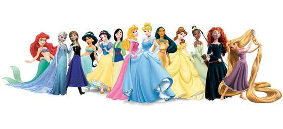 top 15 curiosidades sobre as princesas da disney e online brasil. Black Bedroom Furniture Sets. Home Design Ideas