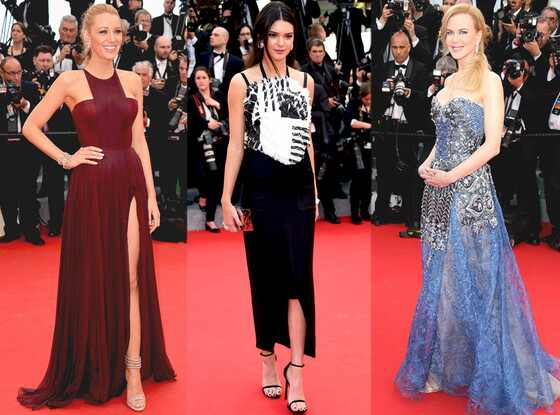 Blake Lively, Kendall Jenner, Nicole Kidman, Cannes