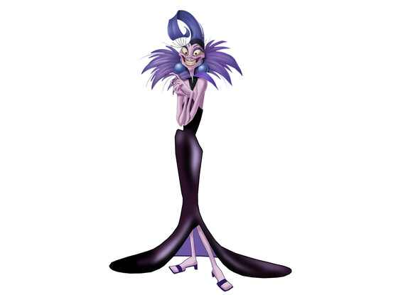 Disney Villains, Yzma, The Emperor