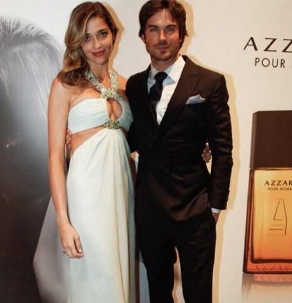 Ian Somerhalder e Ana Beatriz Barros