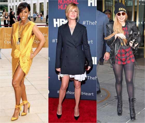 As famosas mais mal vestidas da semana (de 12 a 16 de maio)