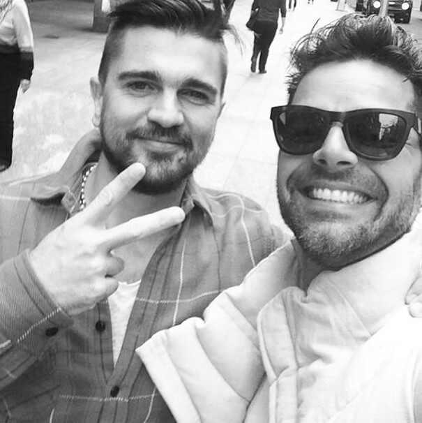 Juanes, Ricky Martin