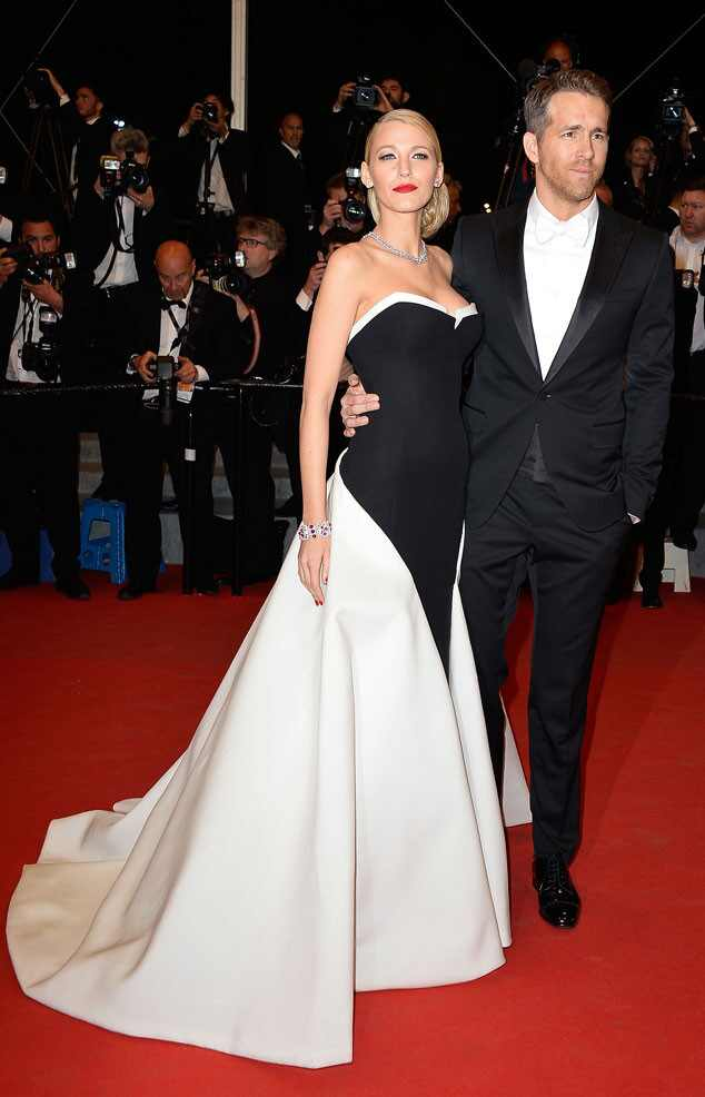 Blake Lively, Ryan Reynolds, Cannes