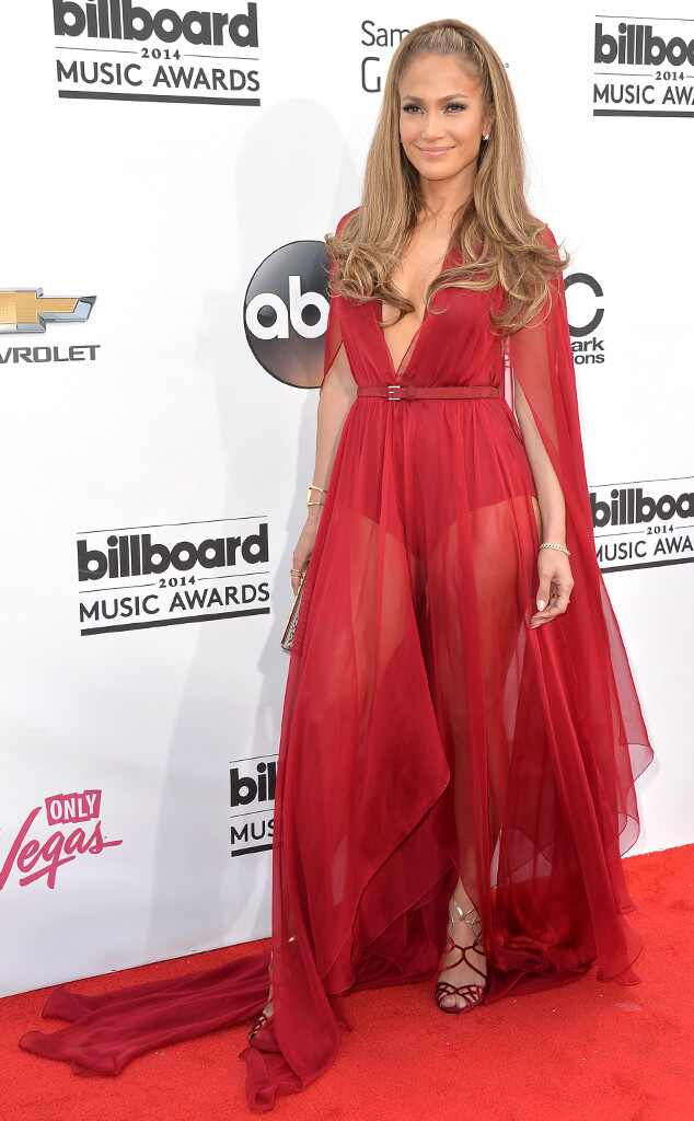 Jennifer Lopez, Billboard Music Awards