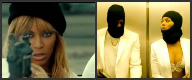 Beyoncé e Jay Z lançam clipe para divulgar turnê