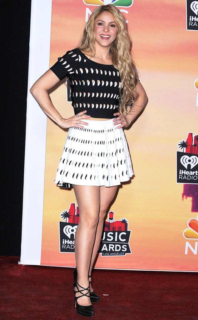 Shakira, iHeartRadio Awards